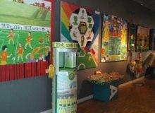 Dziecięce dzieła sztuki w PKOL