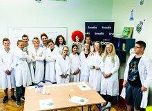 Kolorowe laboratorium w Kosienicach otwarte