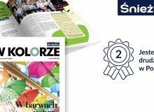 Magazyn wewnętrzny Śnieżki drugi w Polsce