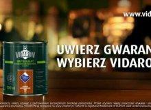 Druga odsłona kampanii reklamowej VIDARON