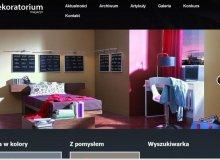 Ruszył odświeżony serwis internetowy magazynu Dekoratorium