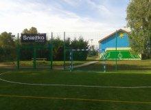 Otwarcie boiska w Perłach coraz bliżej!