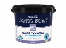 Idealnie gładkie ściany z ACRYL-PUTZ® RG 21 REGULAR