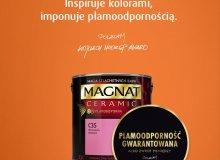 Inspirujące kolory i gwarantowana* plamoodporność w nowej kampanii reklamowej MAGNAT