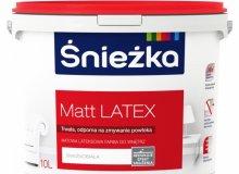 Prosty sposób na nieskazitelną biel w mieszkaniu – Śnieżka Matt Latex