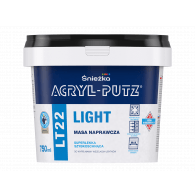 ACRYL-PUTZ® LT 22 Light