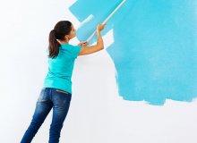Malowanie farbą satynową - na co zwrócić uwagę?