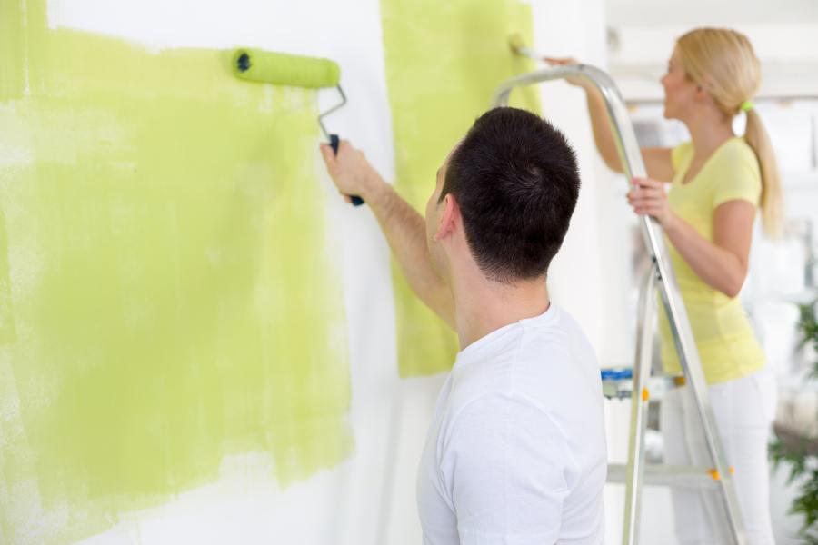 Jak Malować ściany Wałkiem Bez Smug Poznaj 3 Najważniejsze
