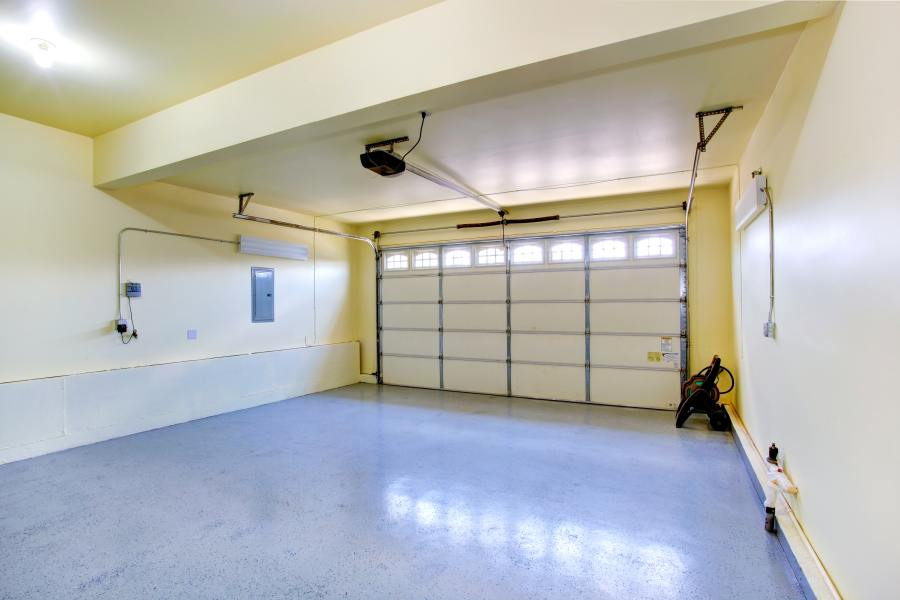 Malowanie ścian I Sufitu W Garażu Jak Dobrać Odpowiednie