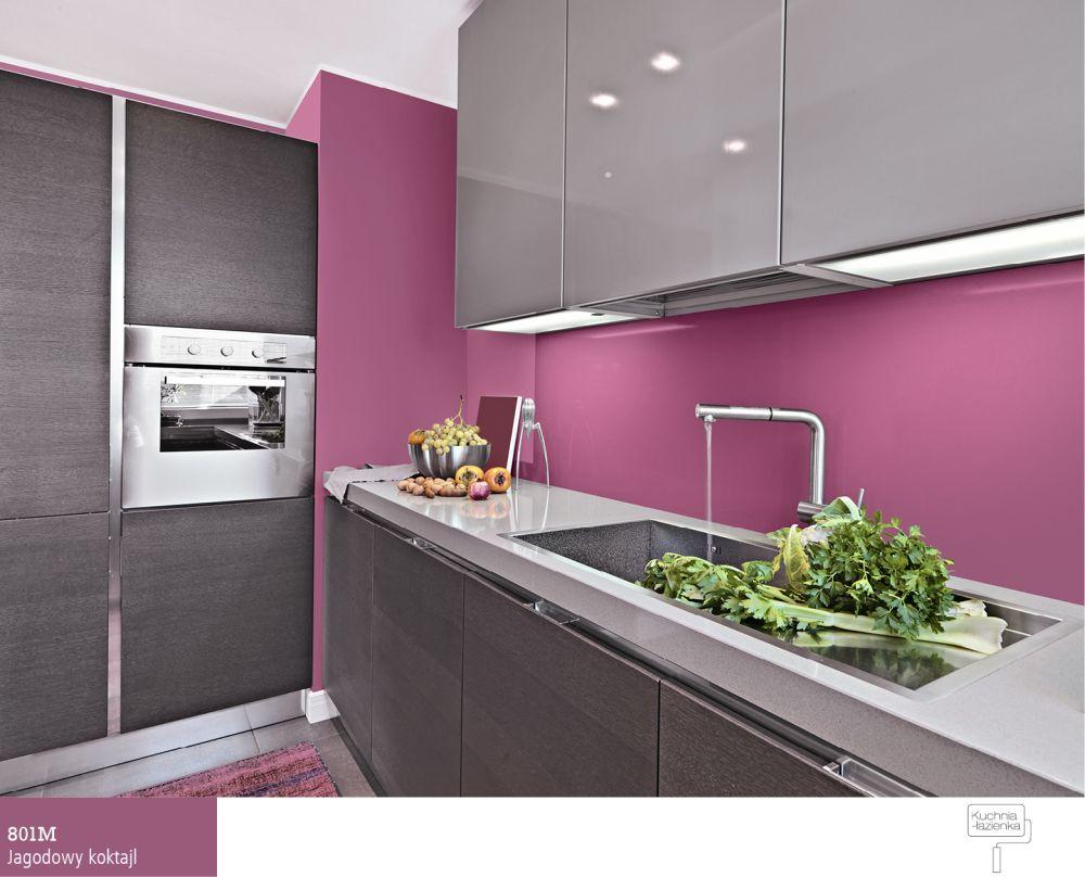 kolor jagodowy 4 pomys�y na oryginalne ściany farby