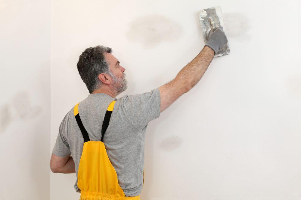 Szpachlowanie ścian