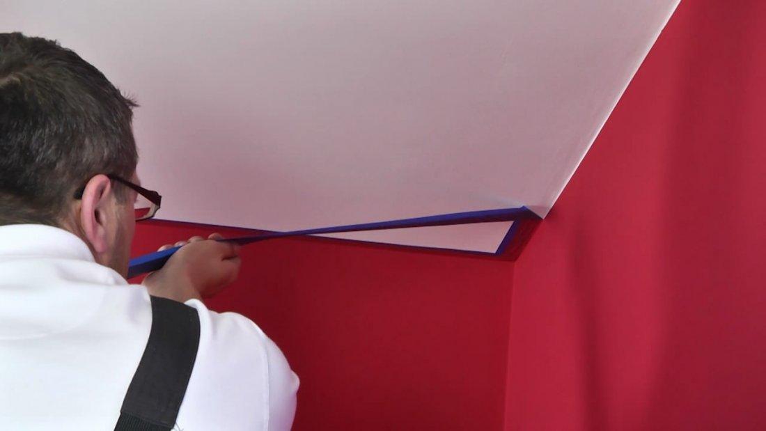 обучающий фильм об использовании готовой цветной краски Śnieżka Natureобучающий фильм об использовании готовой цветной краски Śnieżka Nature