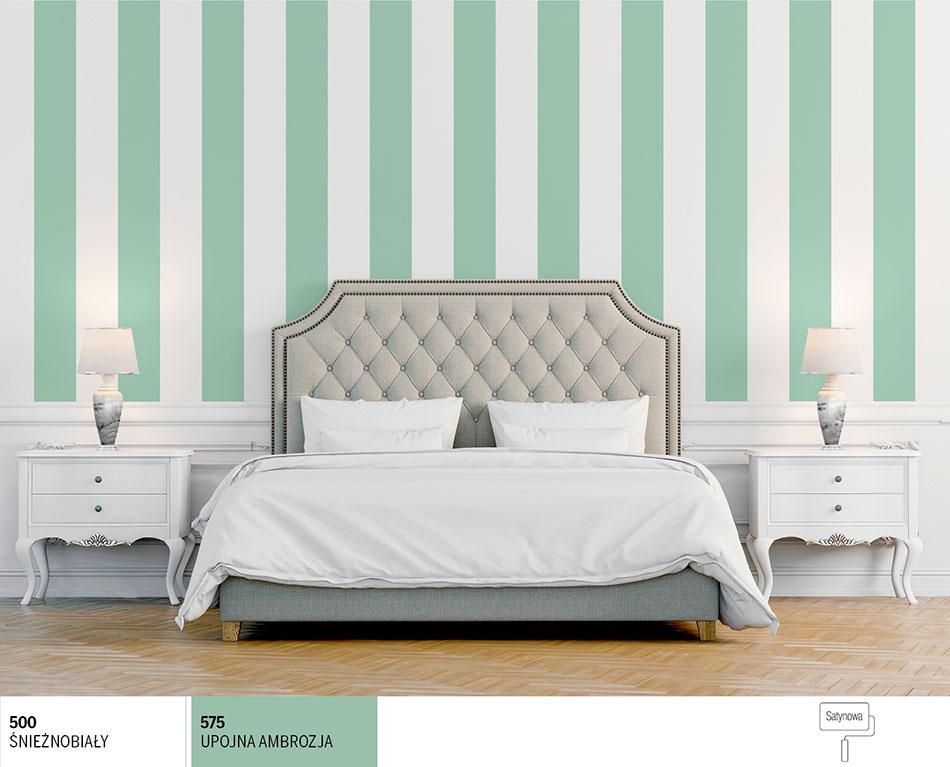 4 Aranżacje Turkusowego Koloru ścian W Mieszkaniu Farby