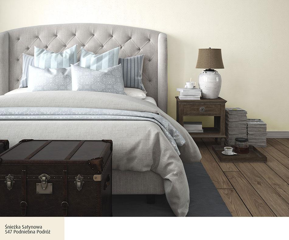 5 Pomysłów Na Elegancką Sypialnię W Jasnych Kolorach Farby