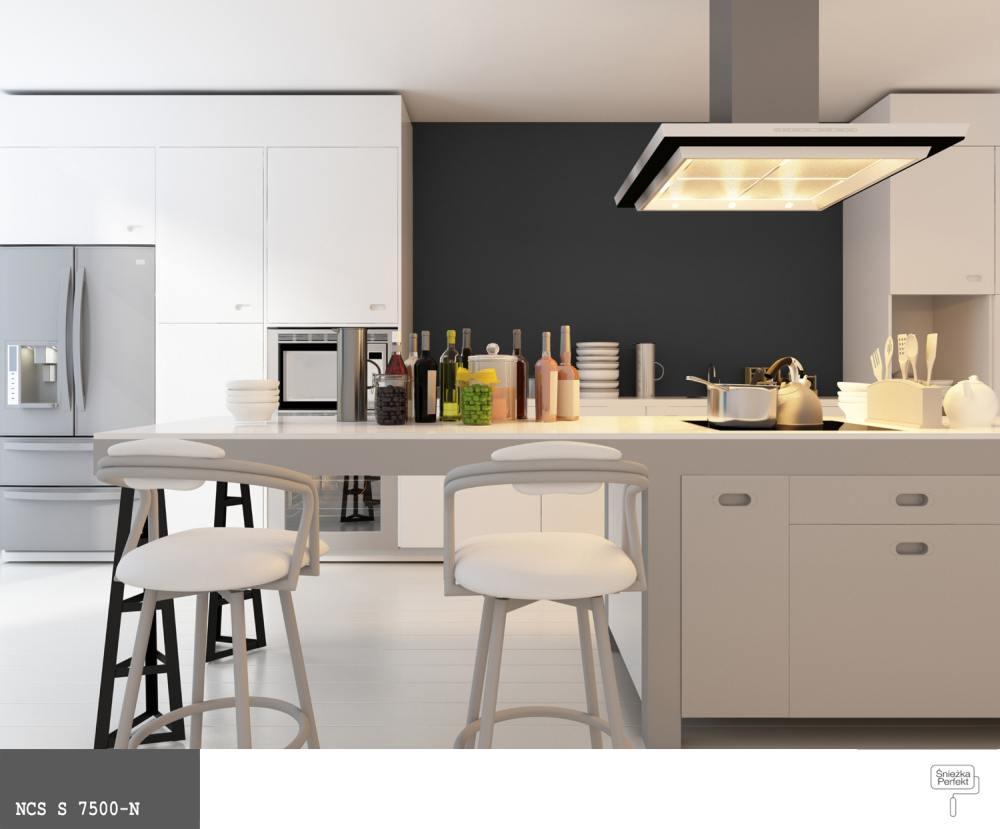 jaki kolor farby wybra� do kuchni farby Śnieżka