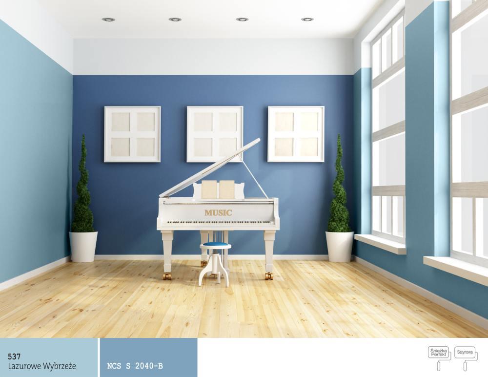 Jaki Kolor Farby Dobrać Do Koloru Niebieskiego Malowanie