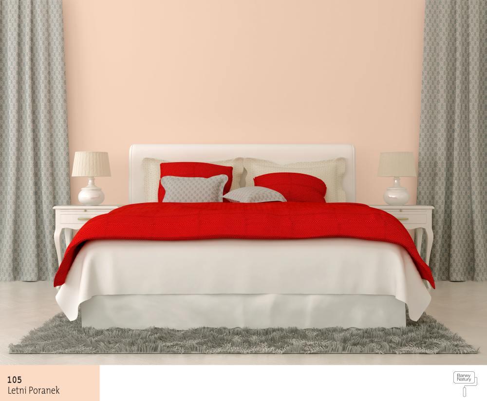 Jaki kolor farby wybra do sypialni farby nie ka - Camere da letto rosse ...