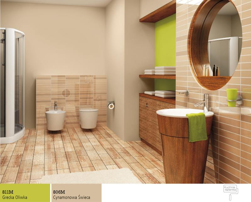łazienkowa Rewolucja Farby Do łazienki O Podwyższonej