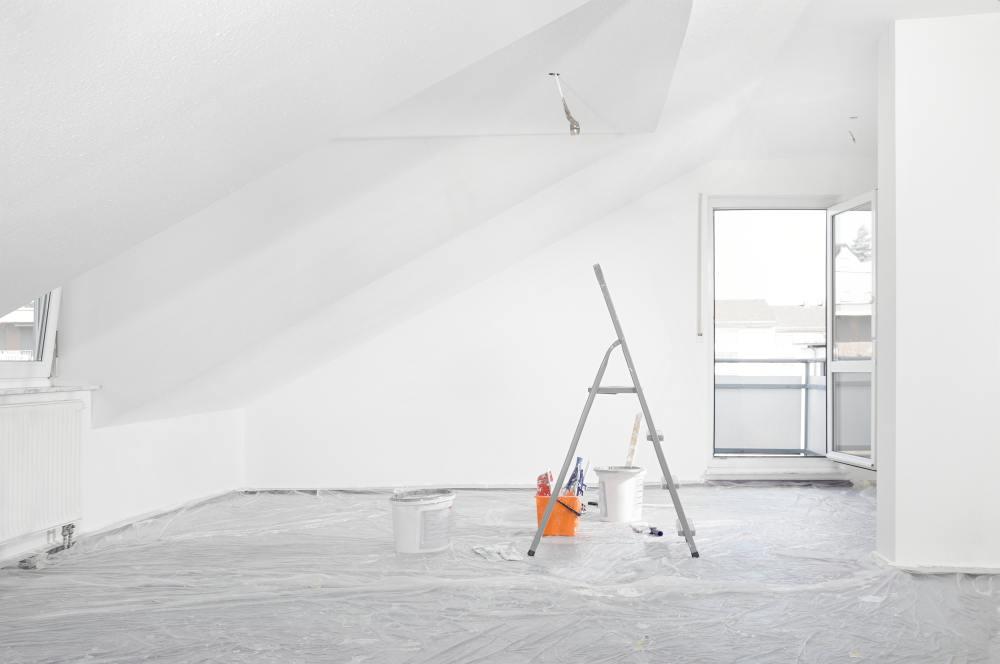 Grunt Snieżka -gruntowanie ścian