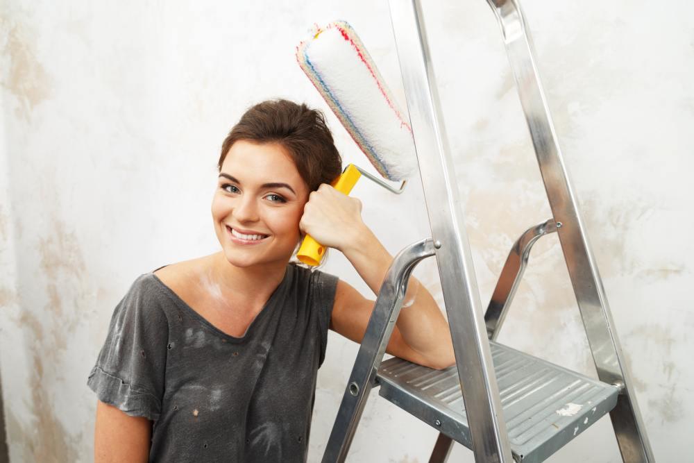 Jak przygotować sie do malowania scian