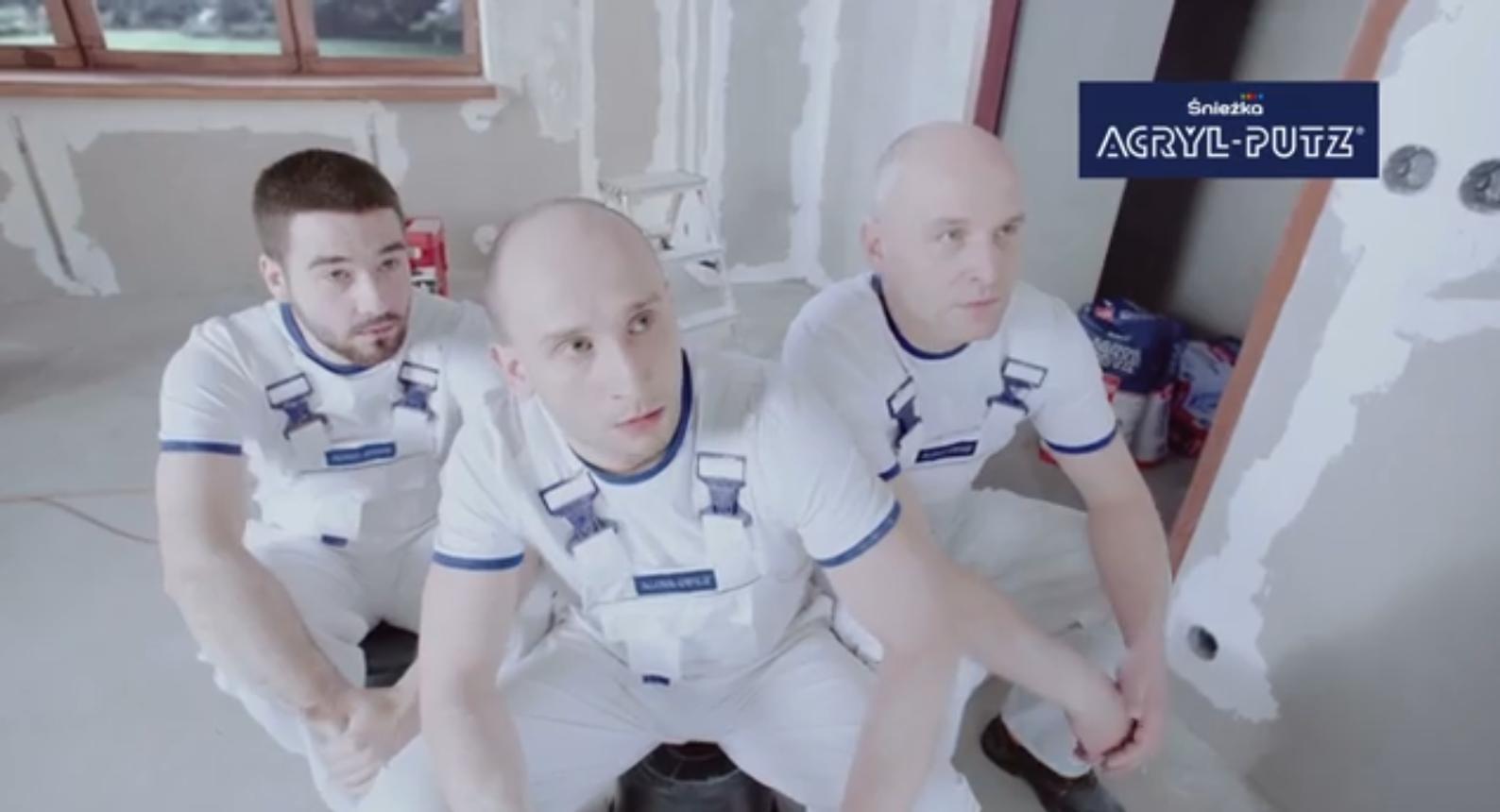 Acryl Putz -Kampania 2014