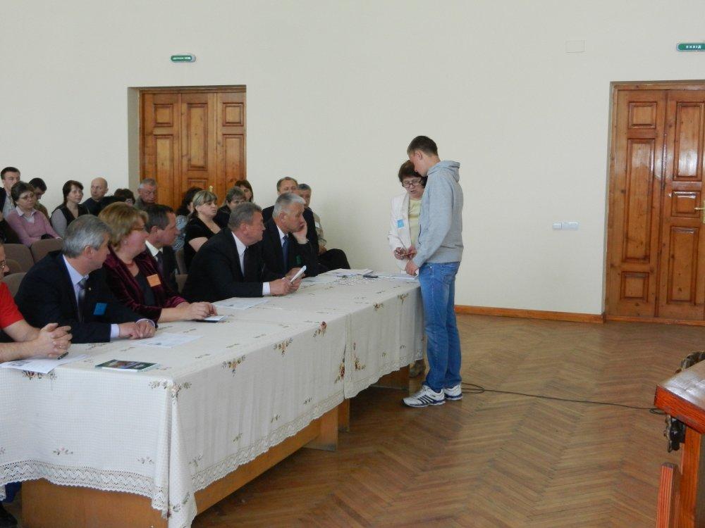 На Львівщині визначили найкращого учня малярської справи